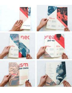 designspiration brochure 40 best exhibition museum brochure design print