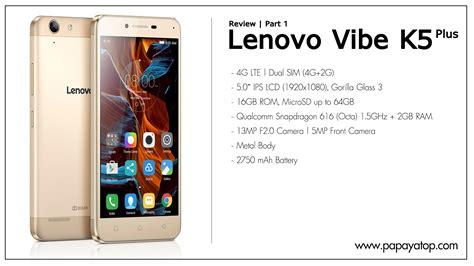 For Lenovo Vibe K5 Plus Abu Abu Gratis Tempered Glass Ultra lenovo vibe k5 plus review ตอนท 1 th ไทย