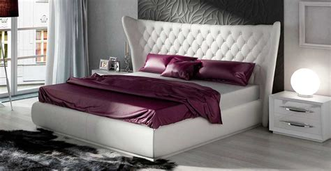 white leather bedroom furniture white leather bed ef mercedes modern bedroom furniture