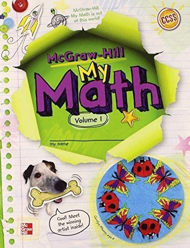 Mcgraw Hill My Math Grade 4 Student Edition Volume 1