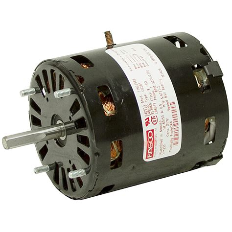 Ac Blower 230 vac blower motor fan air conditioner motors ac