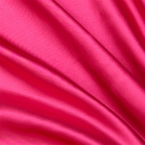 fuschia pink cloth pink satin fabric com