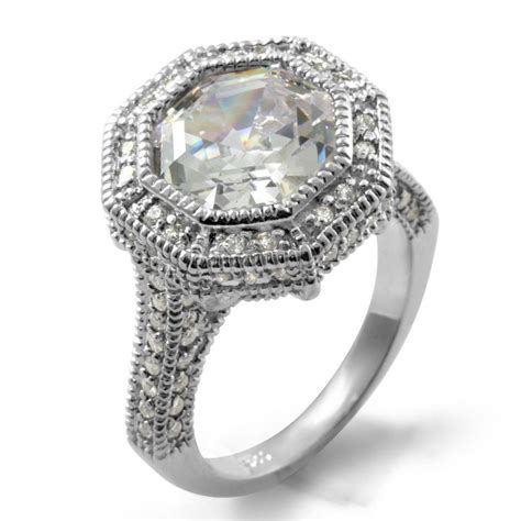 Right Ring Fashion by White Anniversary Right Fashion Ring