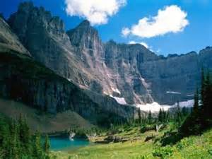 Sound City Cabinet Glacier National Park Montana Usa