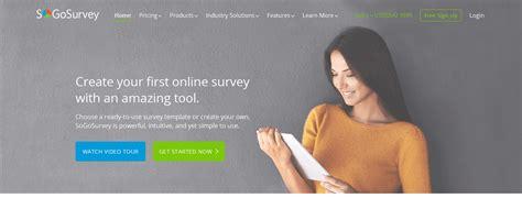 Online Survey Application - 10 popular online survey tools