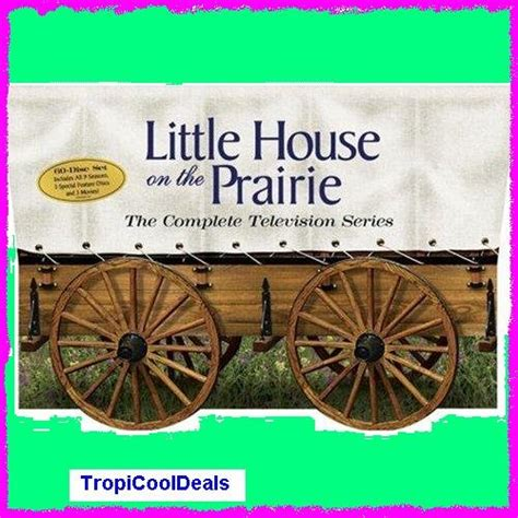 little house on the prairie shoes little house on the prairie complete series gt gt new sealed