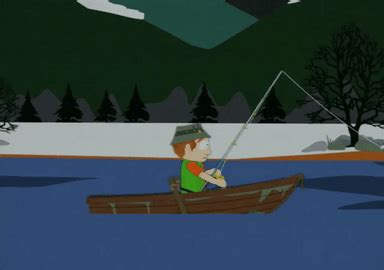 fishing boat gif boat fishing gif by south park find share on giphy