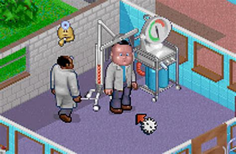 theme hospital making money how the makers of theme hospital made hospital wards and