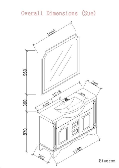 standard mirror sizes for bathrooms awesome empress bathroom vanity with semi recessed