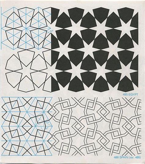 tutorial geometric design 216 best geometric islamic tutorial images on