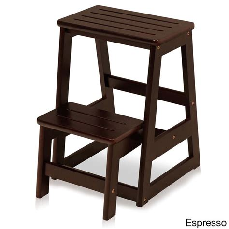 Wood 3 Step Folding Stool by 1000 Ideas About Step Stools On Pallet Stool