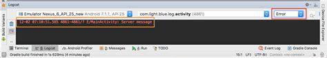 android util log 鳴黎的筆記 android logger 和 log4j 的使用與差異