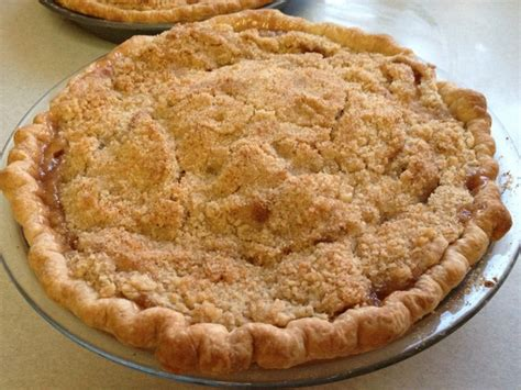 apple netherlands dutch apple pie topping