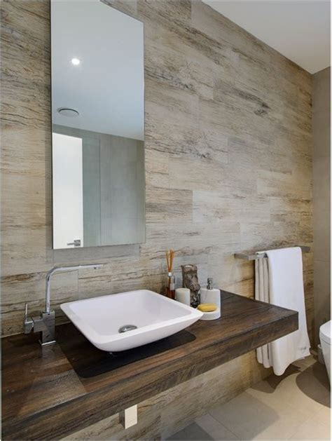 Wooden Bathroom Countertops by Wood Countertops In Bathrooms Centsational