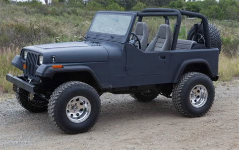 88 Jeep Wrangler Specs 1994 Jeep Wrangler Yj Se 4 0l 8 8 Rear End For Sale