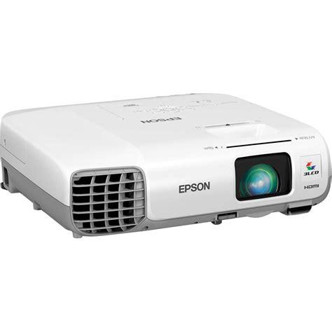 Proyektor Xga epson 965h 3500 lumen xga 3lcd multimedia projector v11h682020