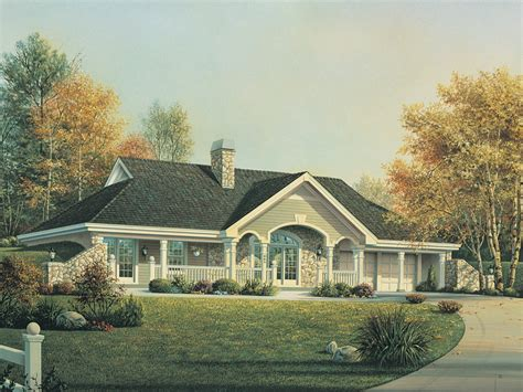 earth contact home designs stonehaven berm home plan 007d 0161 house plans and more