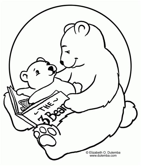 Polar Bear Coloring Pages Coloring Home Polar Coloring Pages