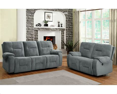 power reclining sofa set bensonhurst by homelegance el
