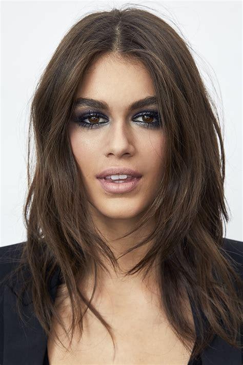 kaia gerber icons kaia gerber is ysl s new global makeup ambassador