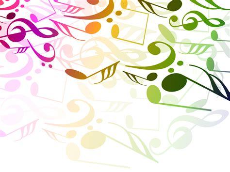 abstract music for ppt backgrounds presnetation ppt