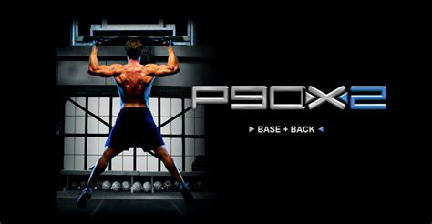 p90x2 base and back worksheet p90x2 review base back the workout extremely fit