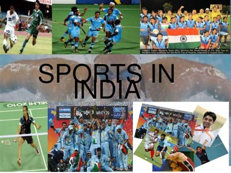 in india india in sports