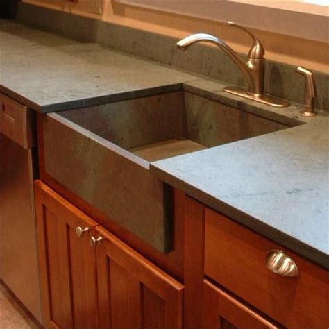 slate counter top 25 best ideas about slate countertop on pinterest dark