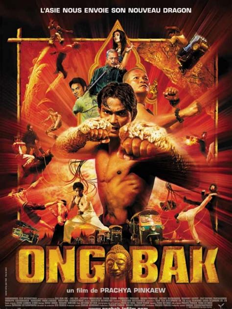 film ong bak in italiano ong bak pictures posters news and videos on your