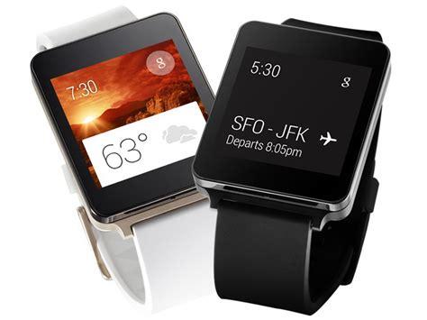 Smartwatch Lg Lg Smartwatch G Staub Und Wasserdicht In Den