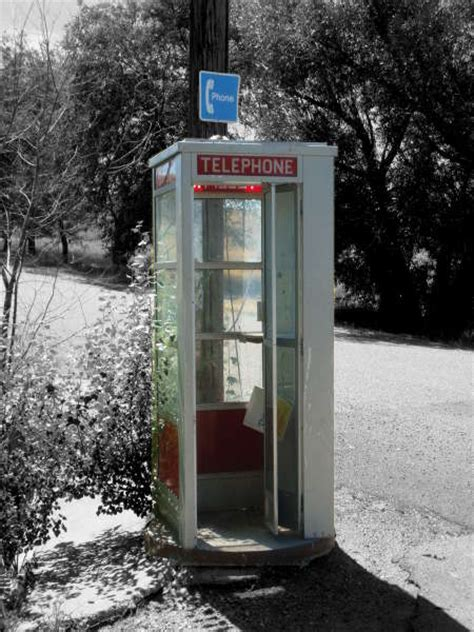 image gallery phone booth