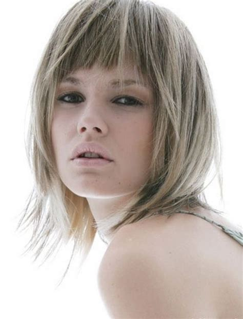 hairstyles with bangs on pinterest medium length hairstyles with bangs style pinterest