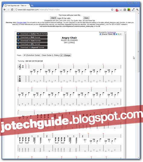 format file guitar pro open and convert guitar pro 6 gpx tab files in your web