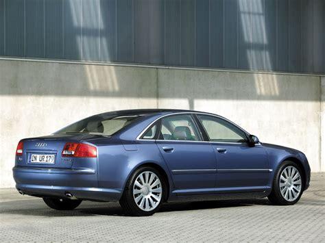 Audi A8 3 0 Tdi Quattro audi a8 3 0 tdi quattro d3 2003 05