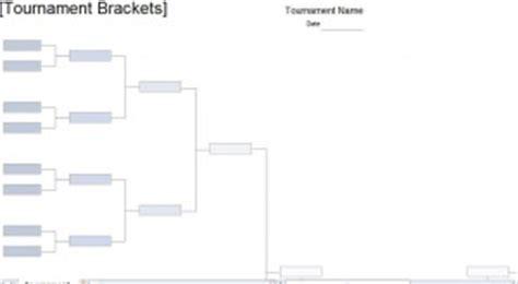 card tournament bracket template tournament bracket template tournament brackets template