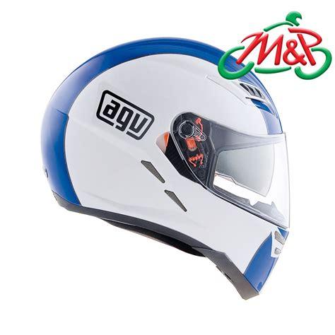 Helm Agv S4 agv s4 sv white blue small 56cm motorcycle helmet new ebay