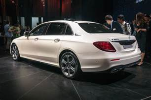 Eclass Mercedes Beijing 2016 Mercedes E Class Lwb Gtspirit