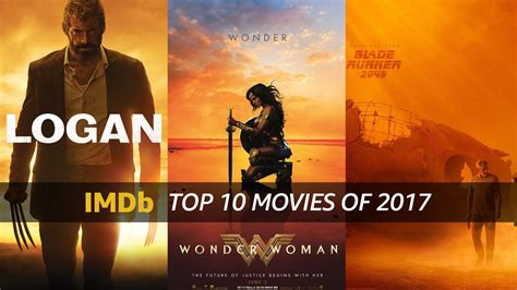 imdb announces top 10 movies of 2017 and most anticipated