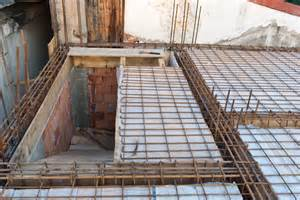 how to build a concrete house step by step images
