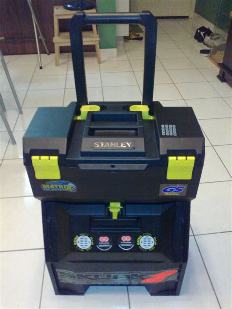 trader stanley for sale stanley toolbox with wheels r c tech forums