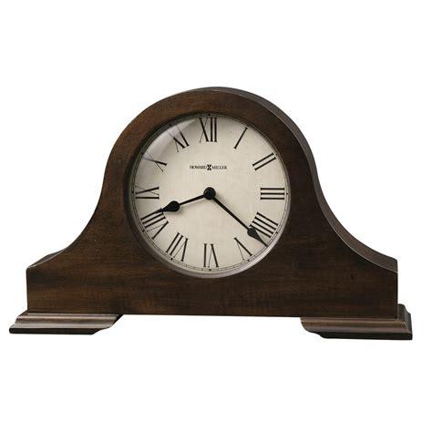 mantle clocks howard miller humphrey tambour mantel clock 635143