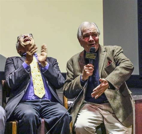 Jacques Pepin Speaks by Jacques P 233 Pin Fires Up Fans At Gold Coast Arts Center