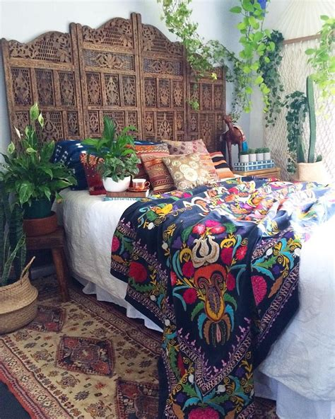 Bohemian Inspired Decorating See This Instagram Photo By Labohemehouseofthewishingtrees 8 367 Likes Boho Deco