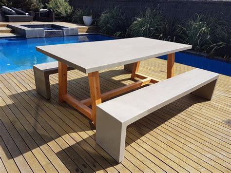 outdoor furniture mt  mt grc concrete table