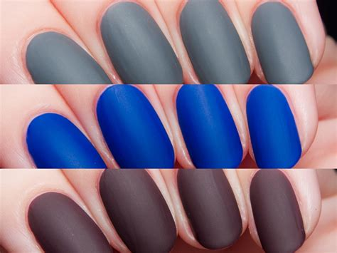 image gallery matte colors