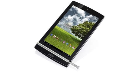 Tablet Asus A7 asus and nvidia ceos show a 7 inch tegra 3 powered tablet with ics for 249