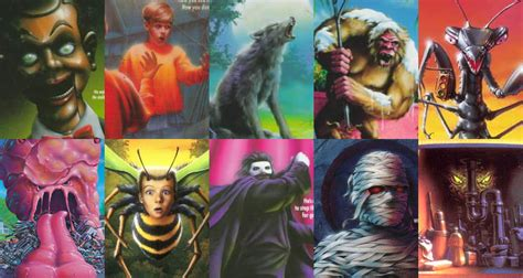 beachhead earth books 10 goosebumps books and the classic that inspired