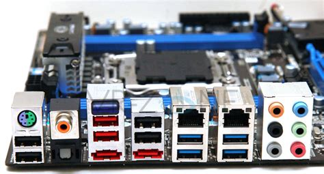 6 Audio Ports On Motherboard by Sapphire Displays X79 Chipset Based Black Ci7x79n