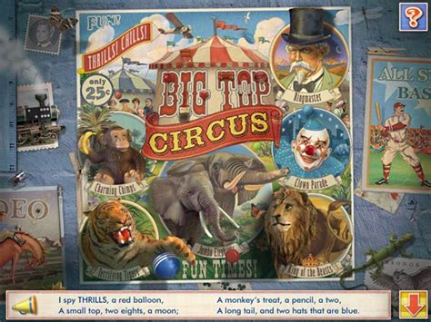 fun house games i spy fun house gt ipad iphone android mac pc game big fish