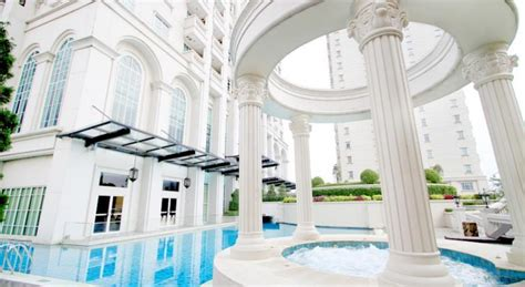 Hotel Belleza Permata Hijau apartemen dijual dijual cepat penthouse mewah